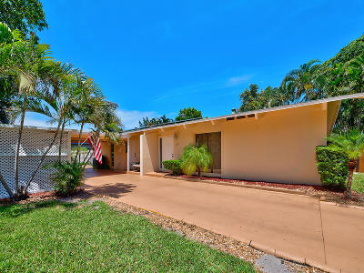 West Palm Beach Single Family Home For Sale: 512 Ontario Place