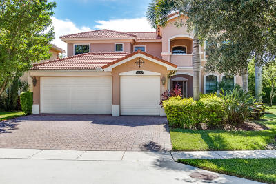 Delray Beach Single Family Home For Sale: 16003 Rosecroft Terrace
