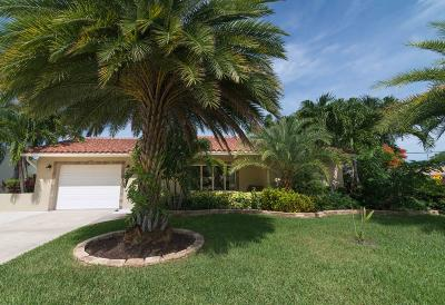Boca Square Single Family Home For Sale: 1298 SW 12th Terrace