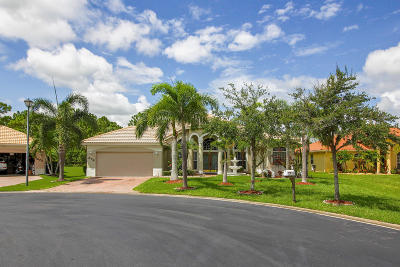 Port Saint Lucie Single Family Home For Sale: 376 SW Egret Landing(S)