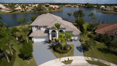 Boca Raton Single Family Home For Sale: 22257 Vista Lago Drive