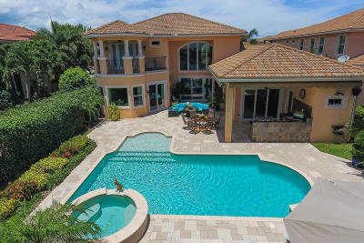Jupiter FL Single Family Home For Sale: $1,160,000