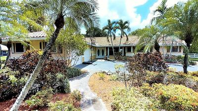 Boynton Beach Single Family Home For Sale: 9152 Talway Circle