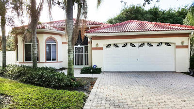 Delray Beach Single Family Home For Sale: 16728 Valencia Court