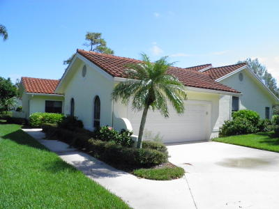 Palm City Single Family Home For Sale: 1805 NW Buttonbush Circle