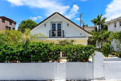 Palm Beach Single Family Home For Sale: 265 Park Avenue