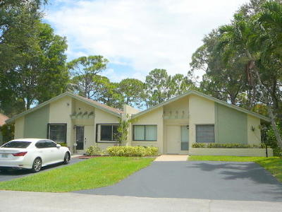 Delray Beach Single Family Home For Sale: 4122 Palm Forest Drive