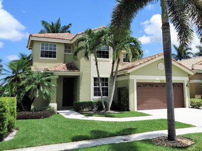 West Palm Beach Single Family Home For Sale: 8176 Quail Meadow Way