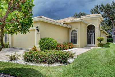 Delray Beach Single Family Home For Sale: 6675 Via Roma