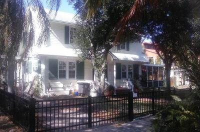 West Palm Beach Multi Family Home For Sale: 370 Marlborough Road