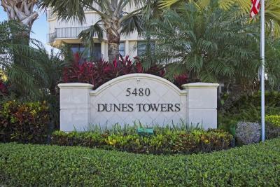Dunes Towers Rental For Rent: 5480 Ocean Drive #B 4 C