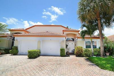 Delray Beach Single Family Home For Sale: 15317 Summer Lake Drive