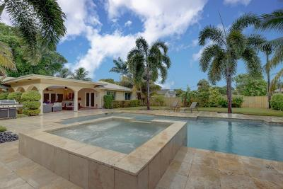 Delray Beach Single Family Home For Sale: 2101 NW 2nd Avenue
