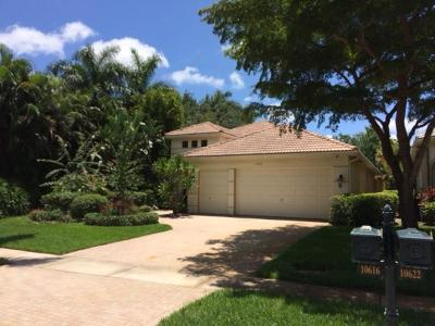 Wellington Single Family Home For Sale: 10616 Northgreen Drive