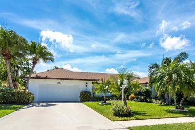 Delray Beach Single Family Home For Sale: 14897 Sunnyview Lane