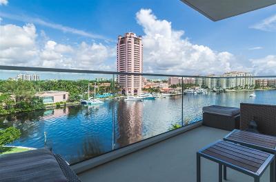 Boca Raton Condo Sold: 701 E Camino Real #8-G