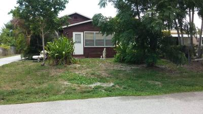 Delray Beach Single Family Home For Sale: 233 SW 6 Avenue