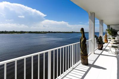 Palm Beach Condo For Sale: 2784 S Ocean Boulevard #401s