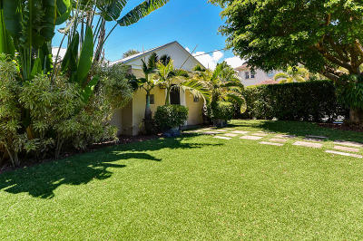 West Palm Beach Single Family Home For Sale: 142 Alpine Road