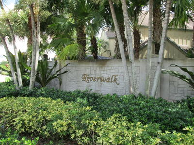 Townhouse Closed: 6191 Riverwalk #2