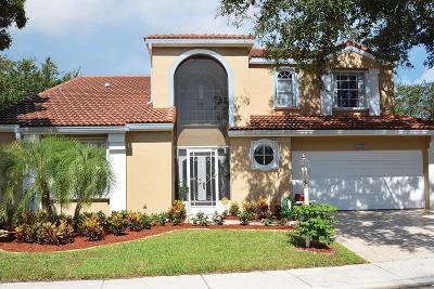 Palm Beach Gardens Single Family Home For Sale: 1032 Siena Oaks Circle W