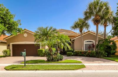 Boynton Beach Single Family Home For Sale: 6646 Maggiore Drive