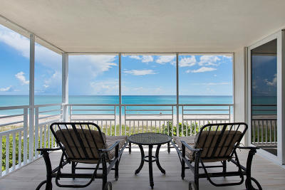Juno Beach Condo For Sale: 900 Ocean Drive #107