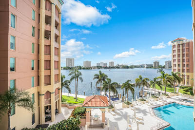 Boca Raton Condo Sold: 300 SE 5th Avenue #4050