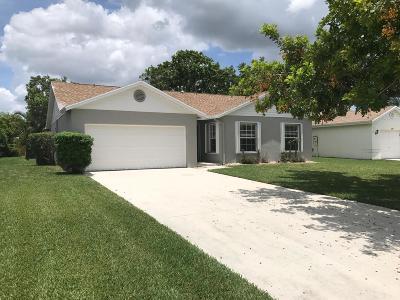 Boynton Beach Single Family Home For Sale: 6884 Beacon Hollow Turn