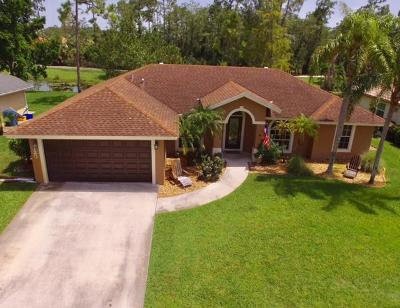 Royal Palm Beach Single Family Home For Sale: 120 Sycamore Drive