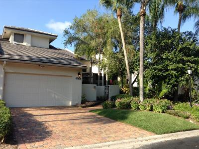 Boca Raton Townhouse For Sale: 19623 Island Court Drive
