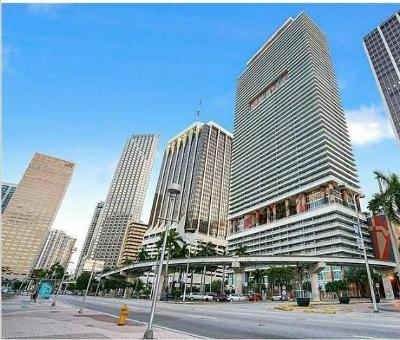 Miami Condo For Sale: 50 Biscayne Boulevard #603