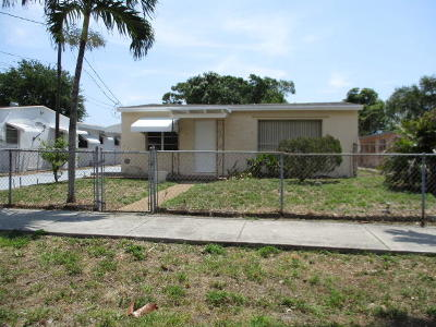Fort Lauderdale Single Family Home For Sale: 436 NW 22nd Avenue