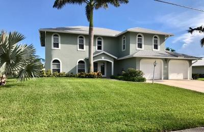 Hobe Sound Single Family Home For Sale: 8512 SE Driftwood Street
