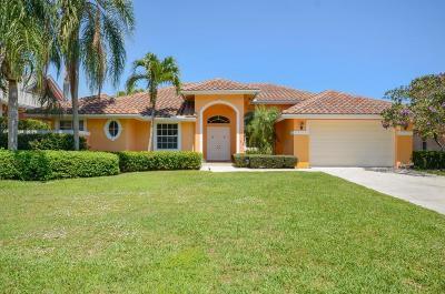 Palm Beach Gardens Rental For Rent: 2829 Miller Drive