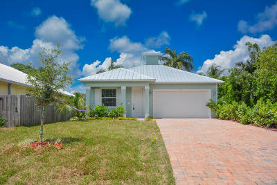 Palm City Single Family Home For Sale: 899 SW 34th Street