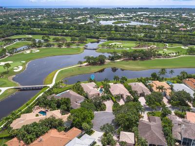 Jupiter Single Family Home For Sale: 187 Golf Village Boulevard
