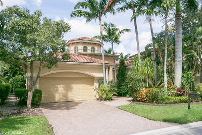Palm Beach Gardens Single Family Home For Sale: 137 Monte Carlo Drive