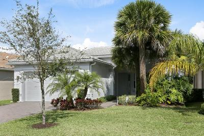 Boynton Beach Single Family Home For Sale: 9867 Yellowfield Drive