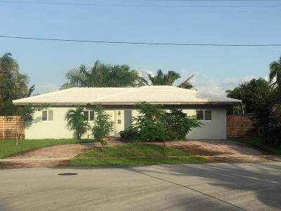 Fort Lauderdale Single Family Home For Sale: 1651 SW 22nd Avenue
