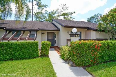 Royal Palm Beach Single Family Home For Sale: 168 Sarita Court
