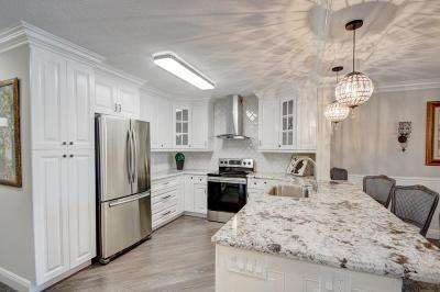 Boca Raton Single Family Home For Sale: 18801 Haywood Terrace #1
