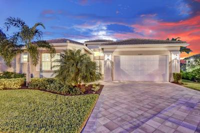 Boynton Beach Single Family Home For Sale: 12373 Whistler Way