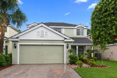 Royal Palm Beach Single Family Home Contingent: 156 Canterbury Place