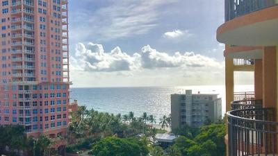 Fort Lauderdale Condo For Sale: 2011 Ocean Boulevard #1004