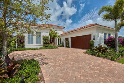Palm Beach Gardens FL Single Family Home For Sale: $2,095,000