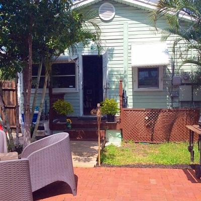 Lake Worth Multi Family Home For Sale: 228 S K Street #A
