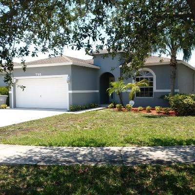 Pompano Beach Single Family Home For Sale: 790 NW 16th Place