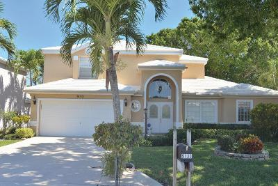 Tequesta Single Family Home For Sale: 9133 SE Deerberry Place