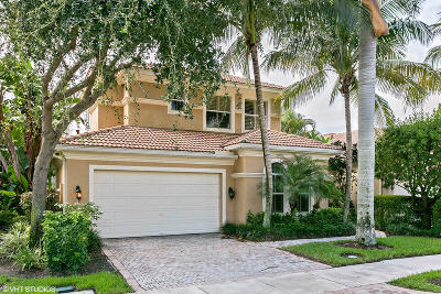 Palm Beach Gardens Single Family Home For Sale: 108 Andalusia Way